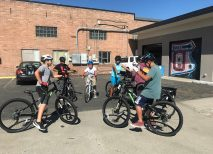 Reno Bike project and community health alliance partnership