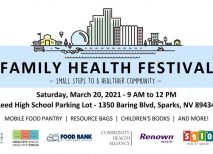 Family Health Festival March 20, 2021